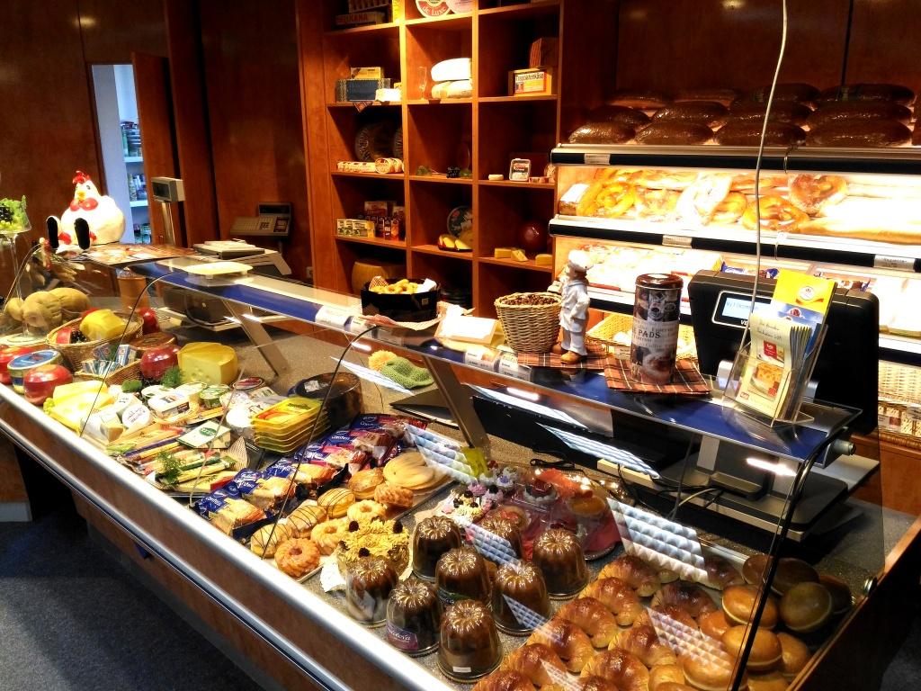 Bäcker- & Fleischertheke