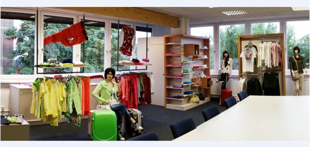Textilverkaufsstelle